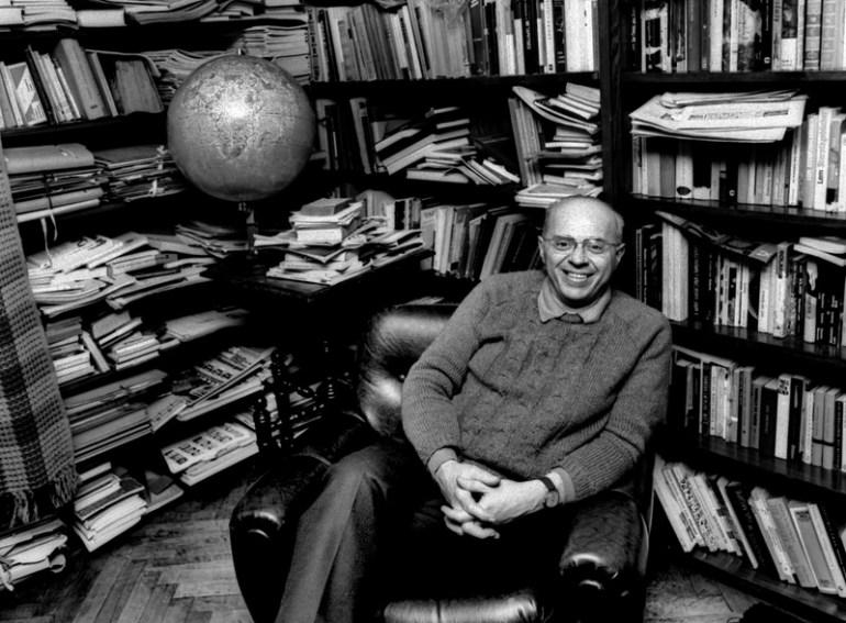 Photo of Stanislaw Lem